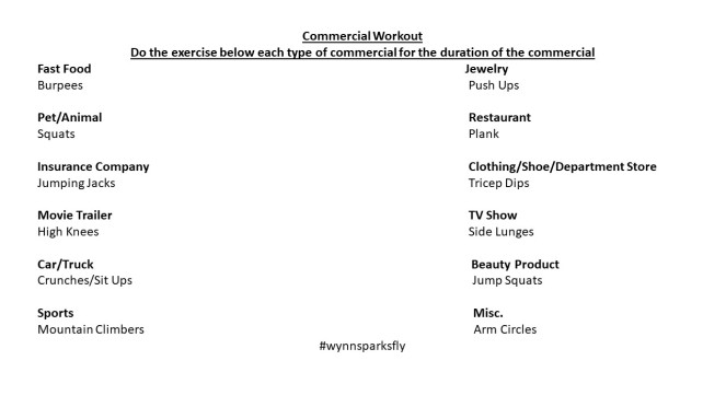Commercial Work out